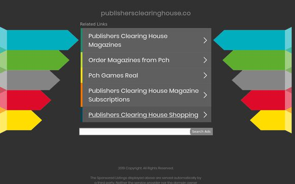 Publishersclearinghouse.co