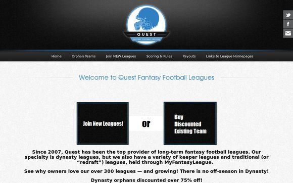 QuestFantasyFootballLeagues