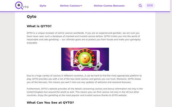 Qyto.co.uk