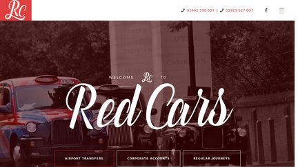 RedCarsTaxi.co.uk