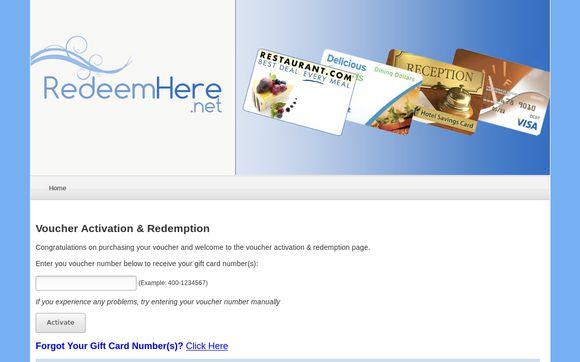 RedeemHere.net