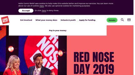 Rednoseday.com