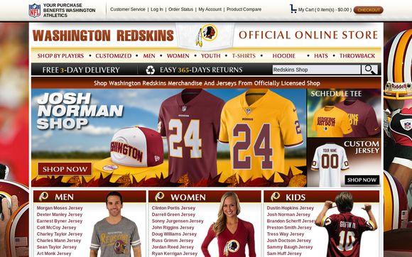 Redskins Shop
