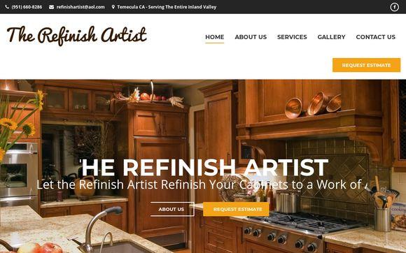 TheRefinish Artist