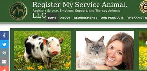 Registermyserviceanimal.com