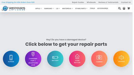 RepairsUniverse