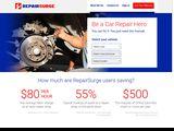 RepairSurge Online Auto Repair Manuals