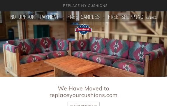 ReplaceMyCushions