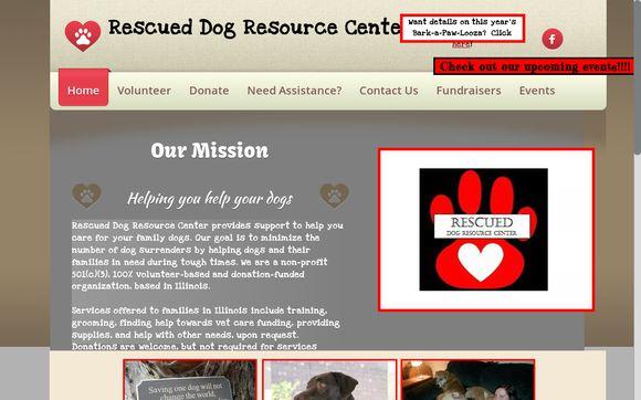 Rescued Dog Resource Center