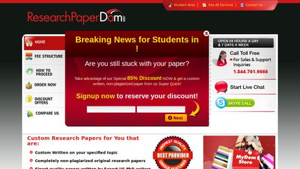 ResearchPaperDom