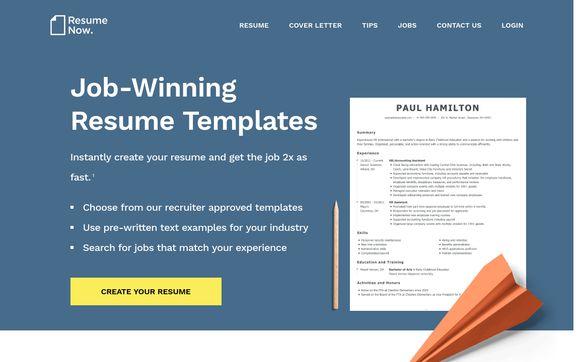 Resume-Now