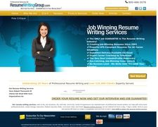 Resume Writing Group