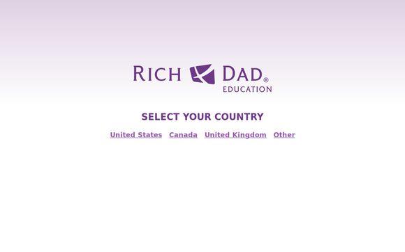 Rich Dad Education
