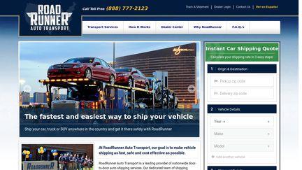 Road Runner Auto Transport