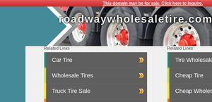 Roadwaywholesaletire