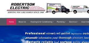 Robertsonelectric.com