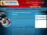 RobinaDrivingAcademy