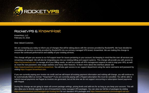 Rocketvps