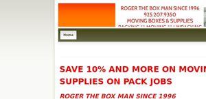 Roger the box man