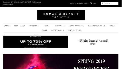 Romarinbeauty.com
