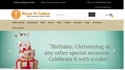 Rosencakes.com