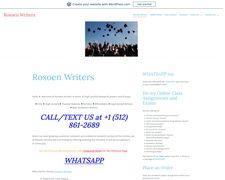 Rosoen Writers
