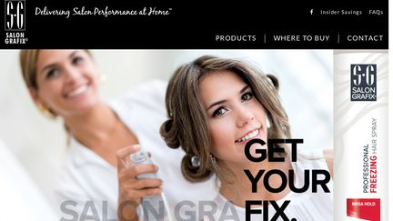Salon Grafix Styling Products