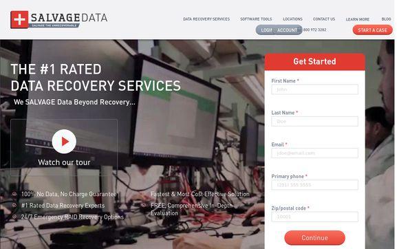 Salvage Data