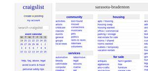 Craigslist Sarasota Bradenton >> Sarasota Craigslist Org Reviews 1 Review Of Sarasota Craigslist