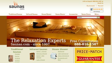 Saunas.com