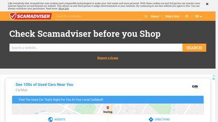 Scamadviser.com