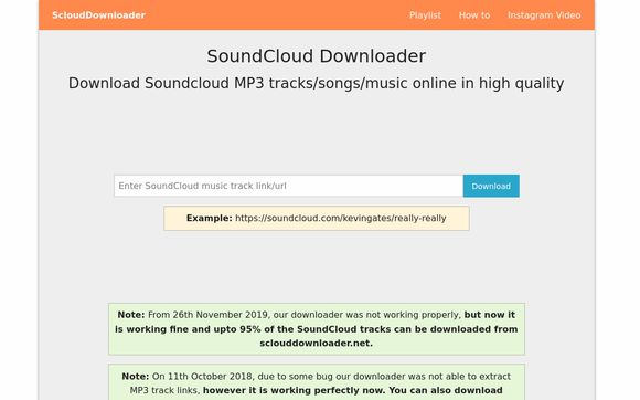 Sclouddownloader.net