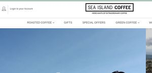 Seaislandcoffee.com