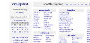 Seattle Craigslist Org Reviews 2 Reviews Of Seattle Craigslist Org