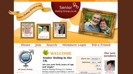 The Senior Dating Group