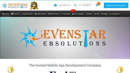Sevenstar Websolutions