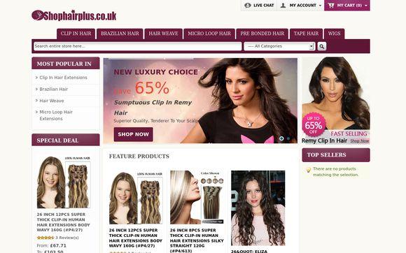 Shophairplus.co.uk