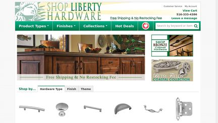Shop Liberty Hardware
