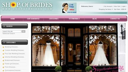 Shop of Brides Apparl Co.Ltd.