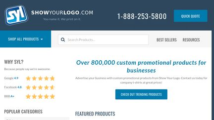 Show Your Logo, Inc.