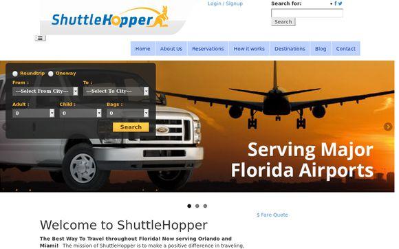 Shuttle Hopper