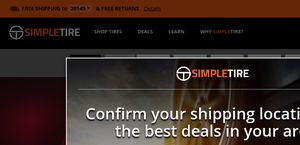Simpletire Reviews 87 131 Reviews Of Simpletire Com Sitejabber