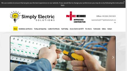 SimplyElectricSolutions