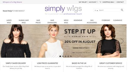 SimplyWigs.co.uk