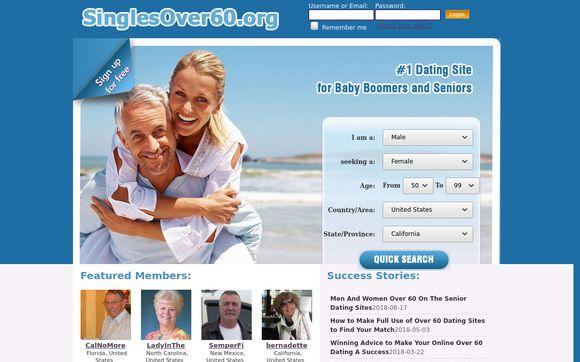 SinglesOver60.org