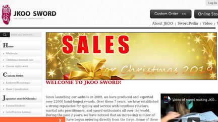 Jkoo Sword