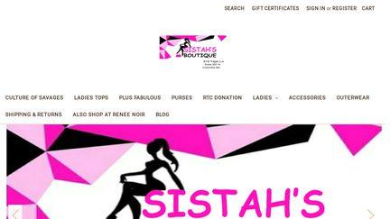 Sistah's Boutique