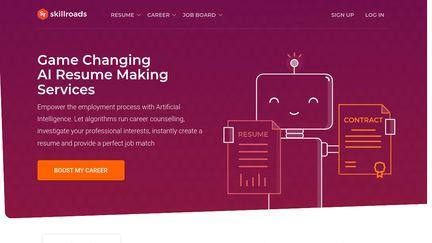 Skillroads - AI Resume Career Builder