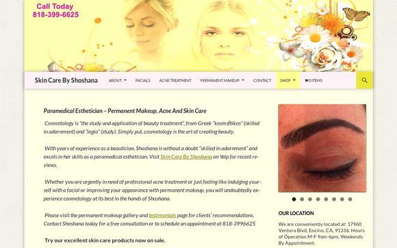 Skin Care By Shoshana