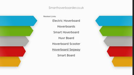 Smarthoverboarder.co.uk